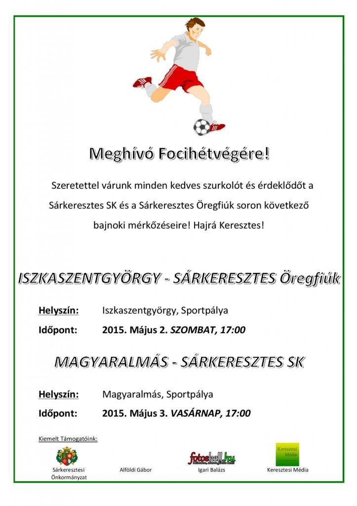 Sarkeresztes_Iszkaszentgyörgy_Magyaralmas_futball