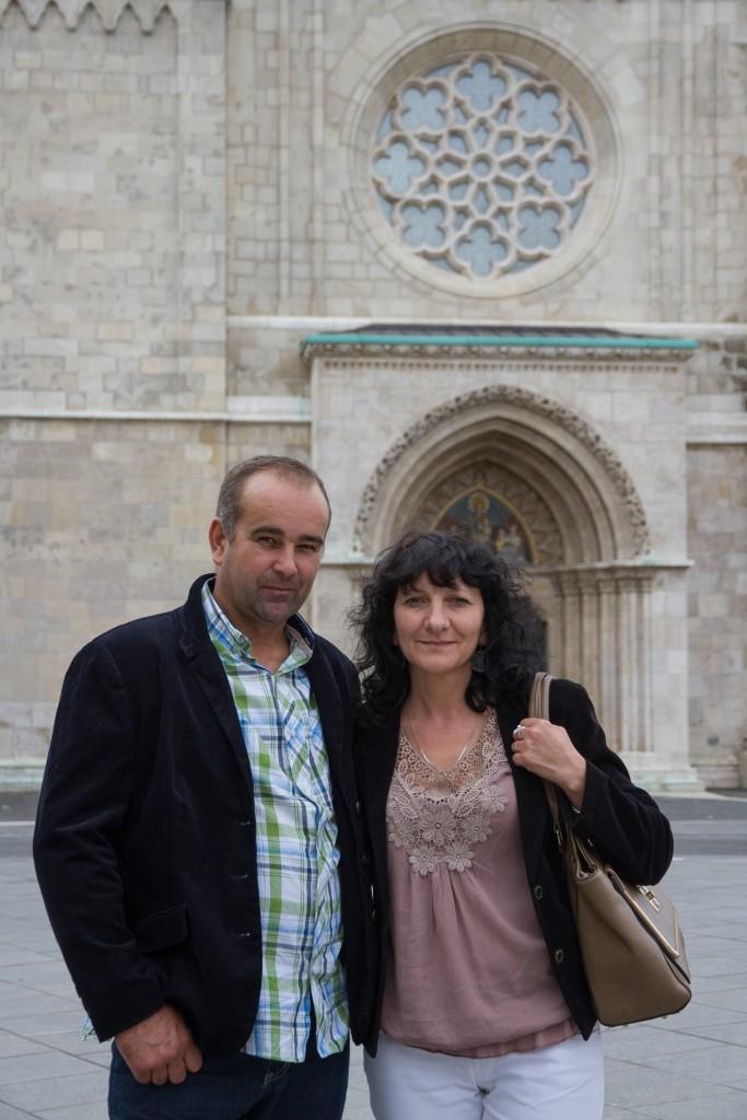 Pethő Béla és Erika is már visszatérő vendég Sárkeresztesen